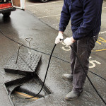 We also fix blocked drain and toilet in London